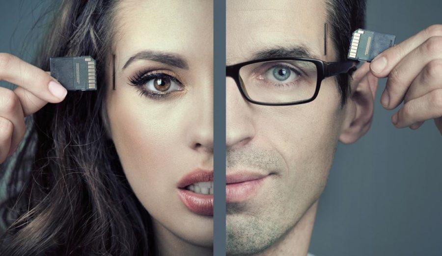 разные мужчины и женщины