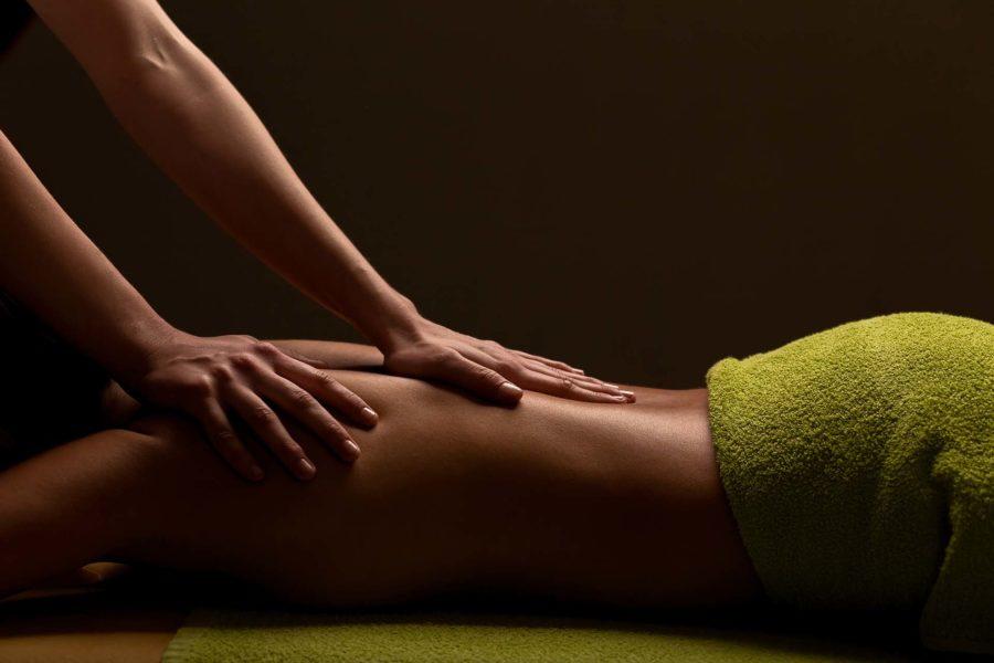 Сила массажа