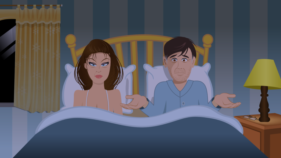 Почему девушка не хочет секса