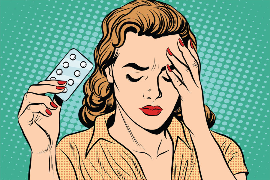 Что делать если болит голова при оргазме