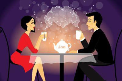 Кофейня и первое свидание: мега-комбо для новых успешных отношений