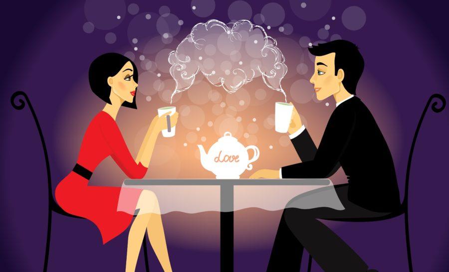 Кофейня и первое свидание