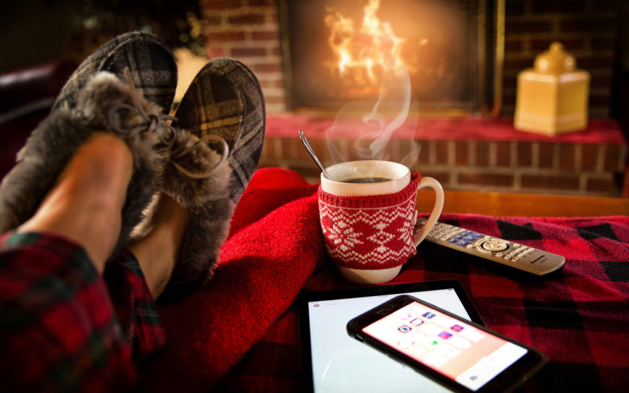 Онлайн знакомства зимой