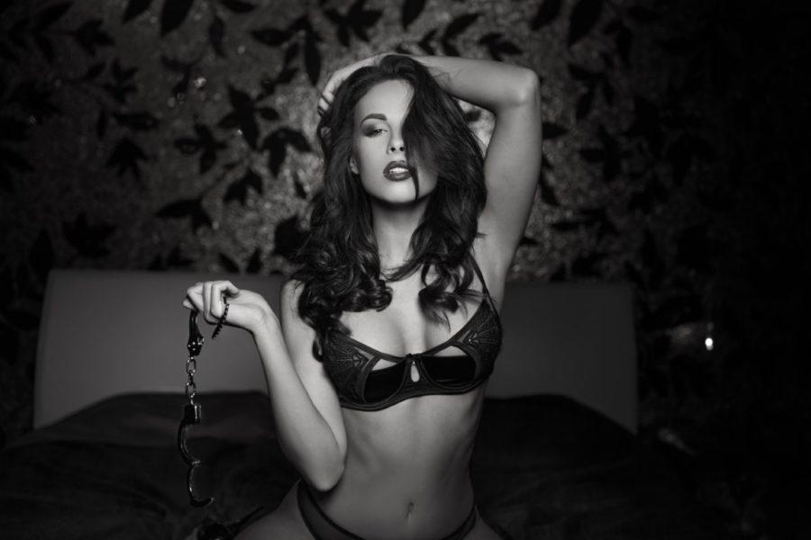 сексуальная девушка