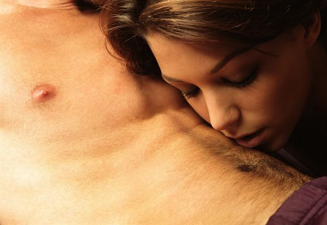 Необычная сексуальная практика
