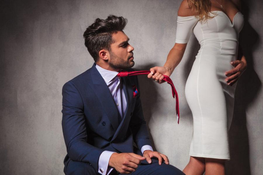 женское влияние на мужчин