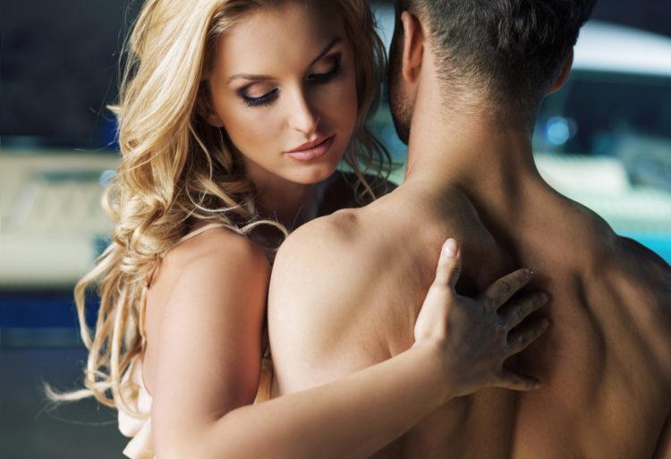 Секс вызывает приятные ощущения