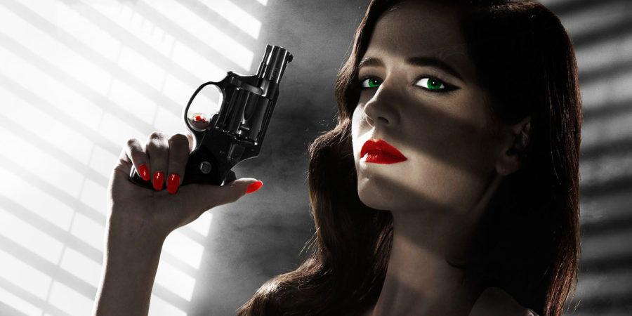 К/ф«Город грехов – 2: Женщина, ради которой стоит убивать»