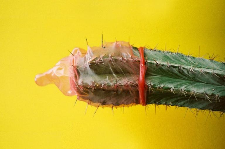 Порвался презерватив