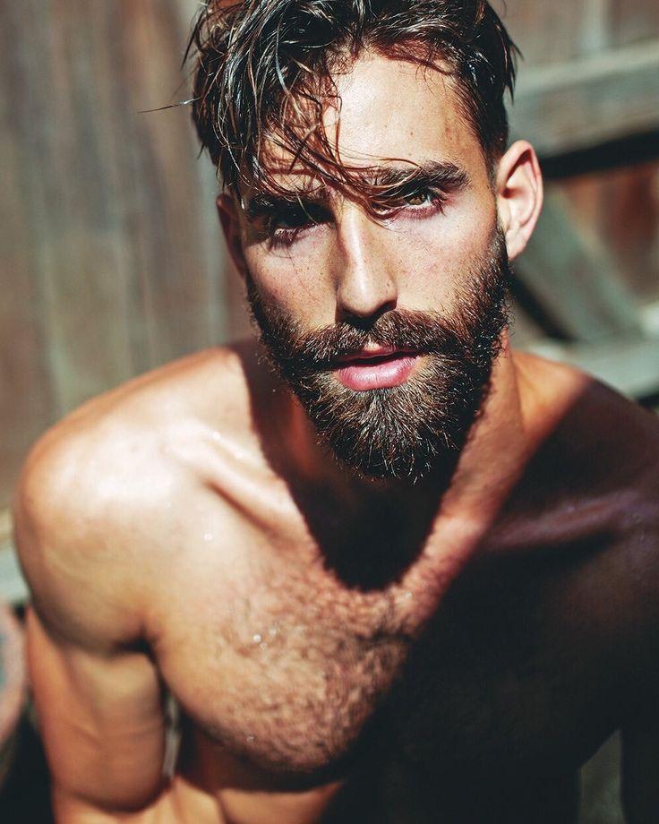 Кто такой альфа самец? Брутальные мужчины с бородой