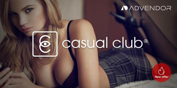 Сайт знакомств CasualClub