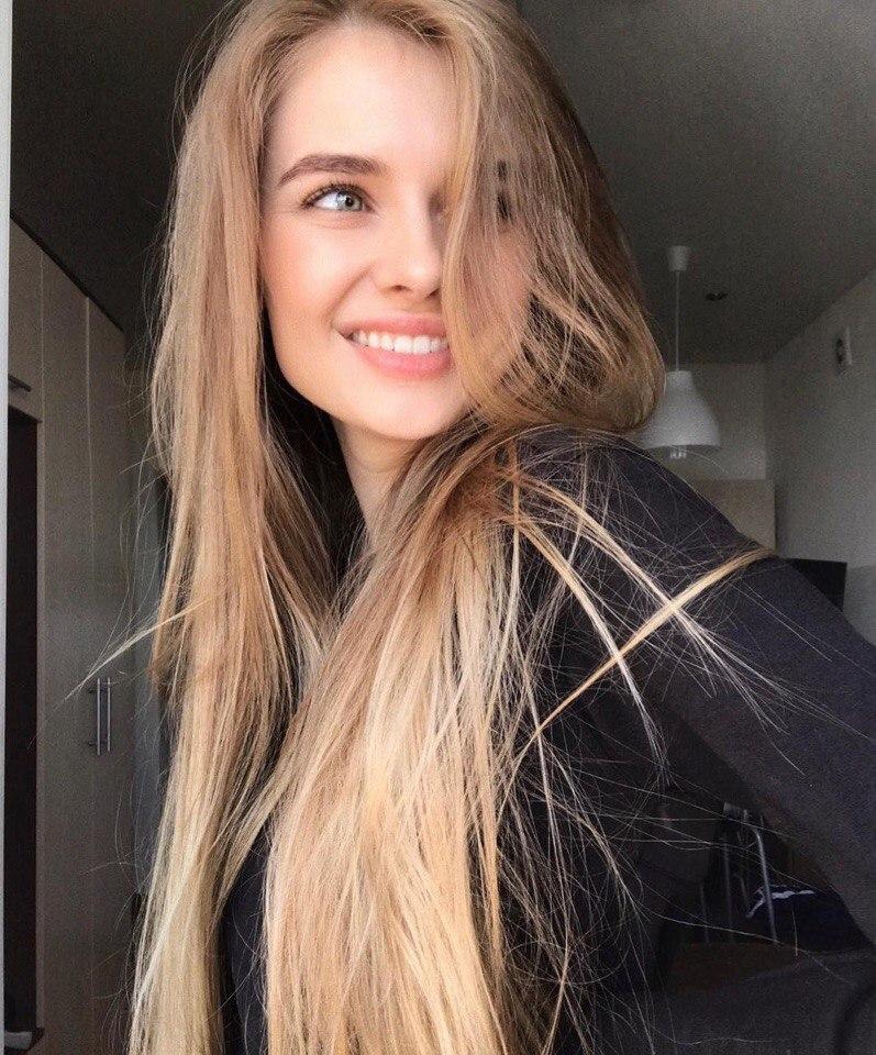 девушка из инстаграм