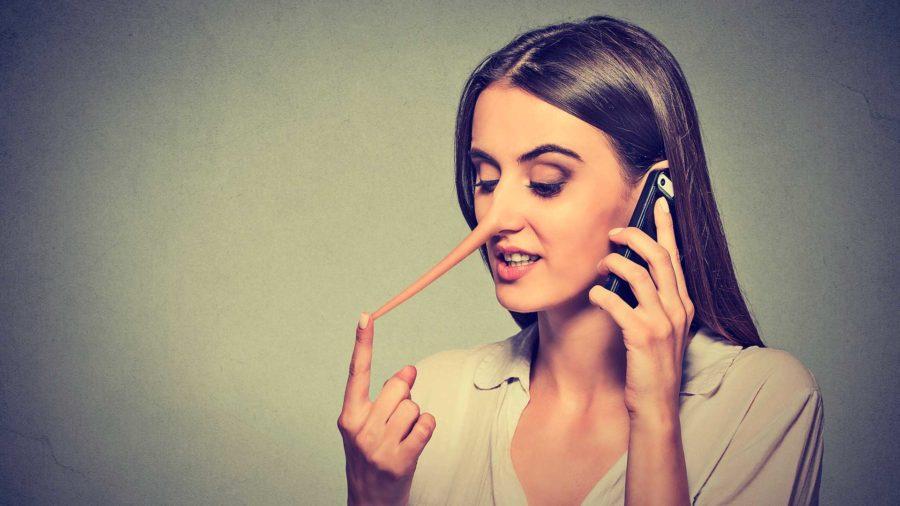 10 вариантов женской лжи