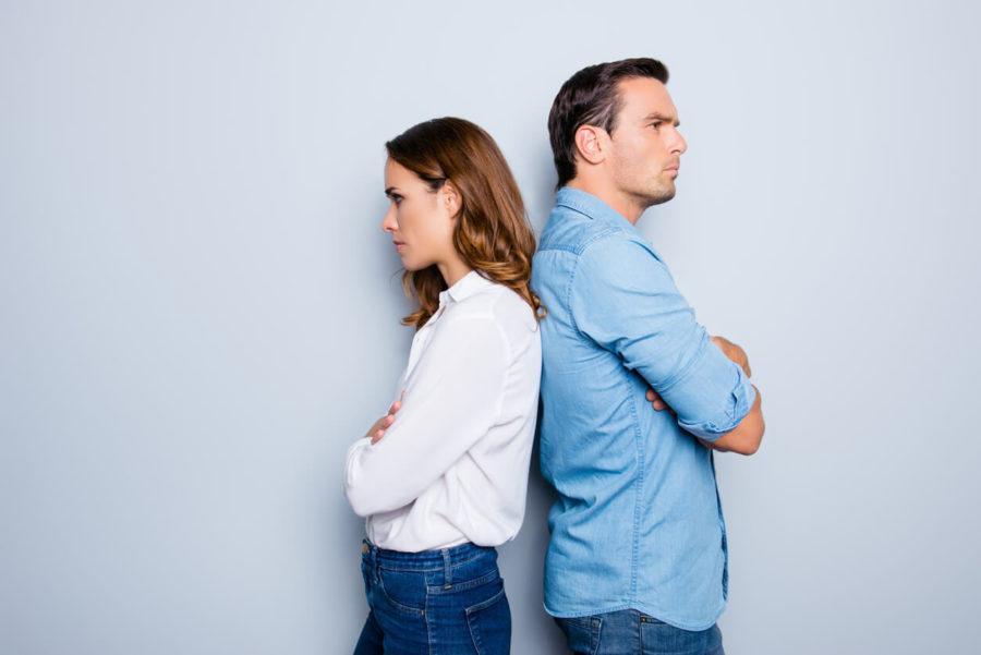 Развод с мужем