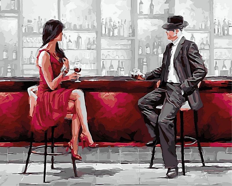 Пригласить девушку на свидание