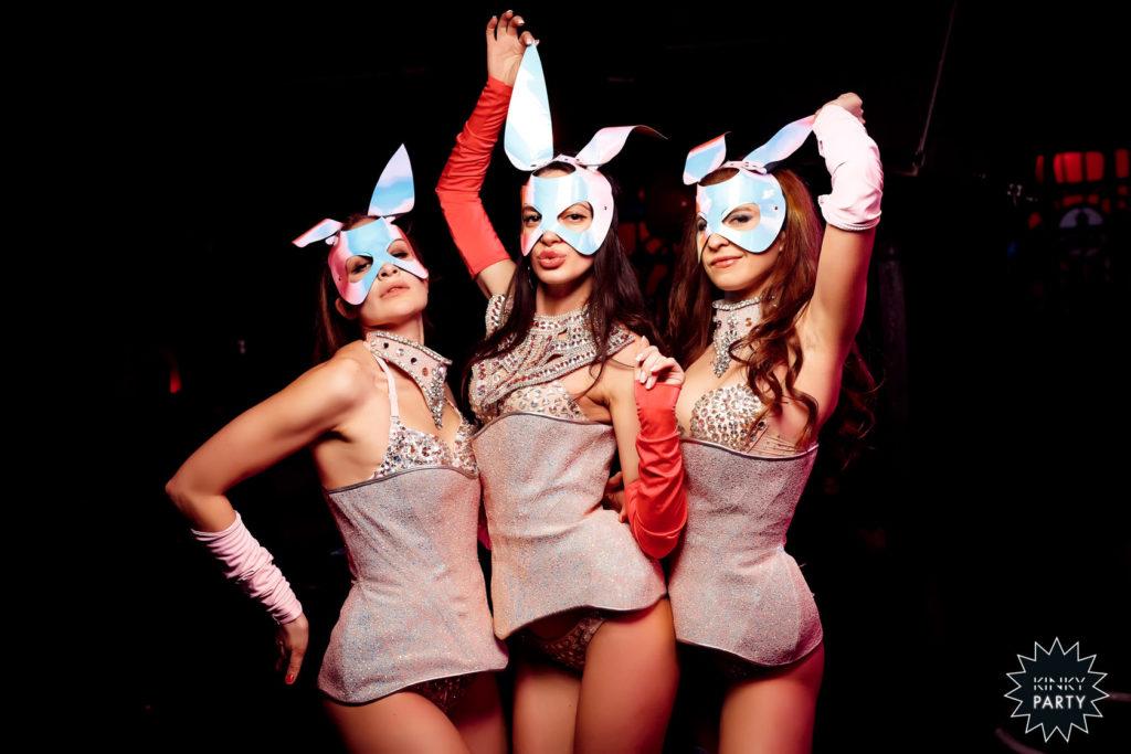 Что такое Kinky Party в Москве и какие есть правила для его проведения