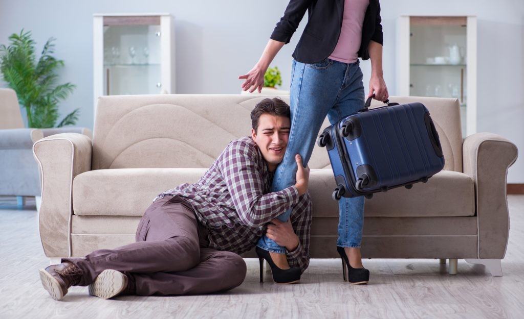 Как решиться уйти от мужа и начать новую жизнь