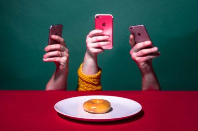 Фото еды могут помочь найти любовь: исследования на сайтах знакомств