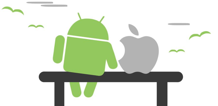 значок android и ios