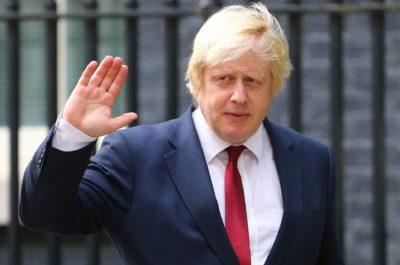 Мэр Лондона подрабатывает моделью или как Борис Джонсон связан с сайтом знакомств