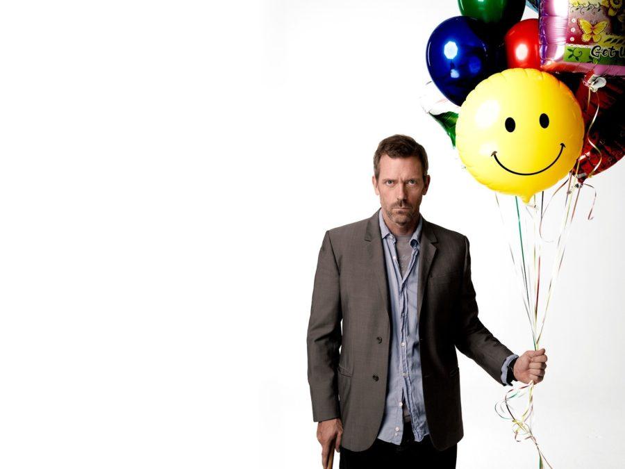 Доктор Хаус с шариками