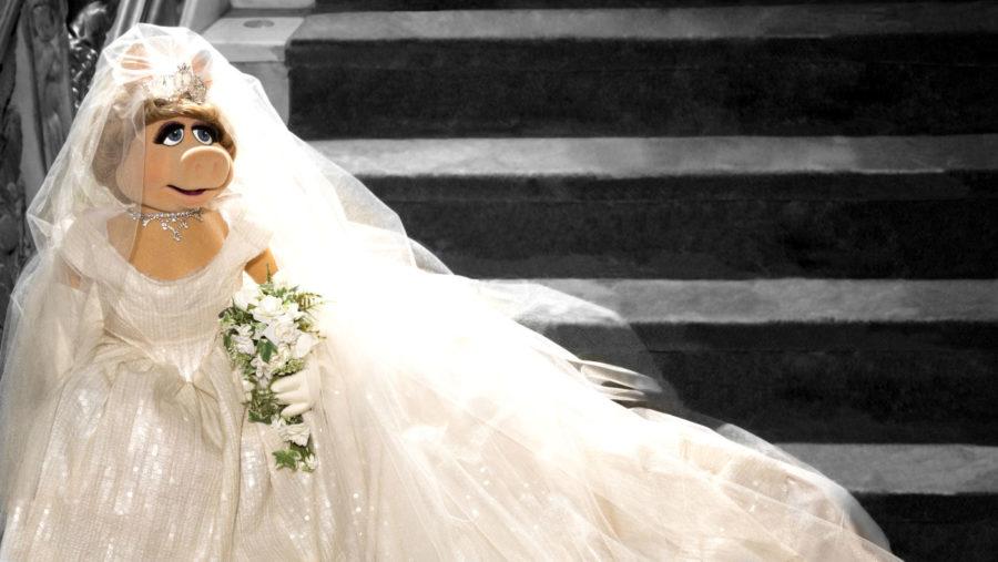 игрушка в свадебном платье