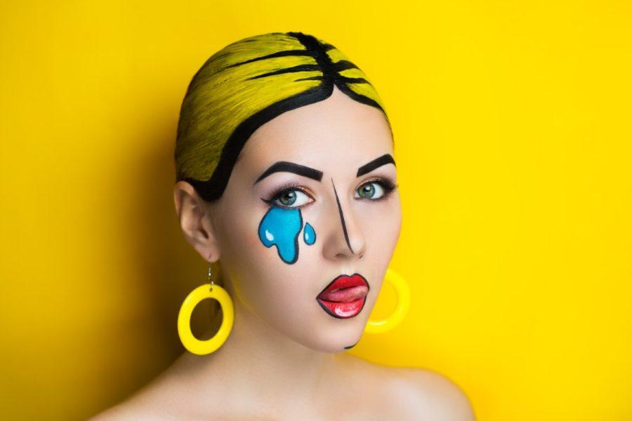 девушка фото арт