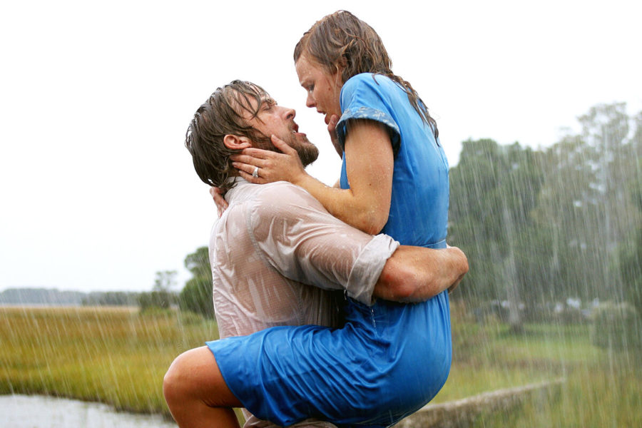 пара под дождем 2