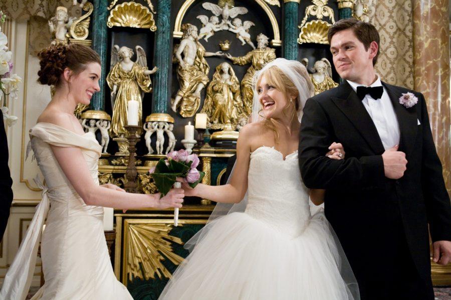 Фильм война невест свадьба