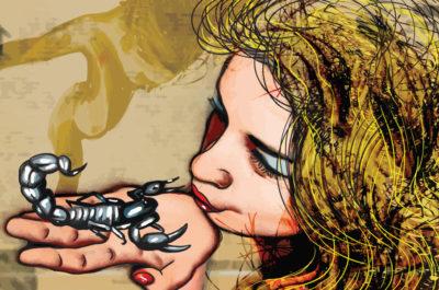 Какая женщина нужна мужчине-скорпиону?