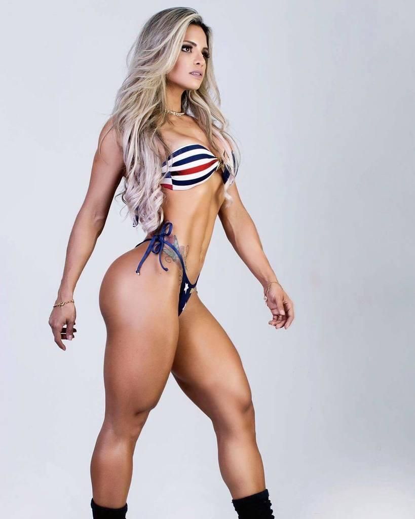Алина Баррето 2