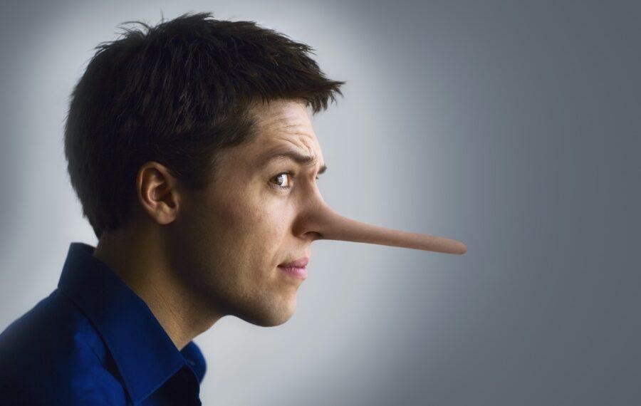 длинный нос у мужчин