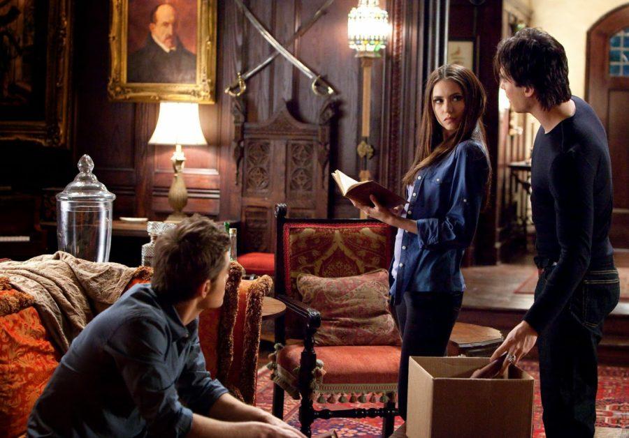 Дневники вампира, США, 2009 г.