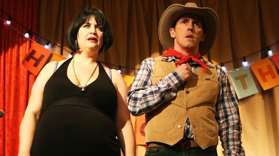 Гевин и Стейси, 2007 г.