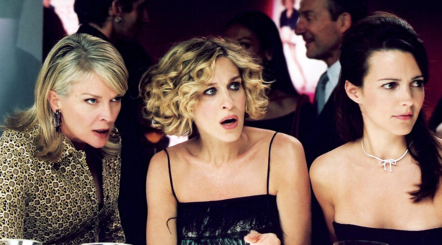 Сериал «Секс в большом городе», США, 1998-2004 г.