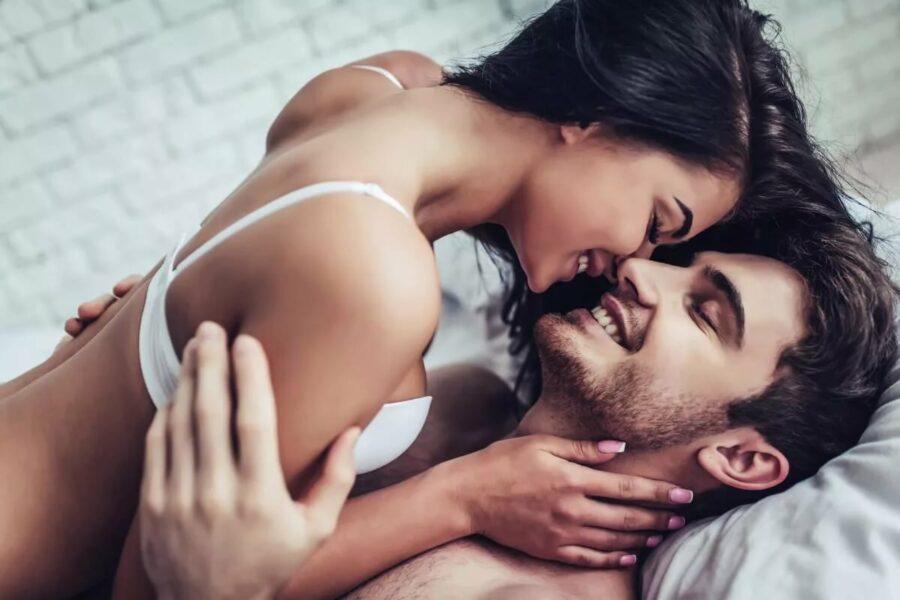 девушка и парень любовь
