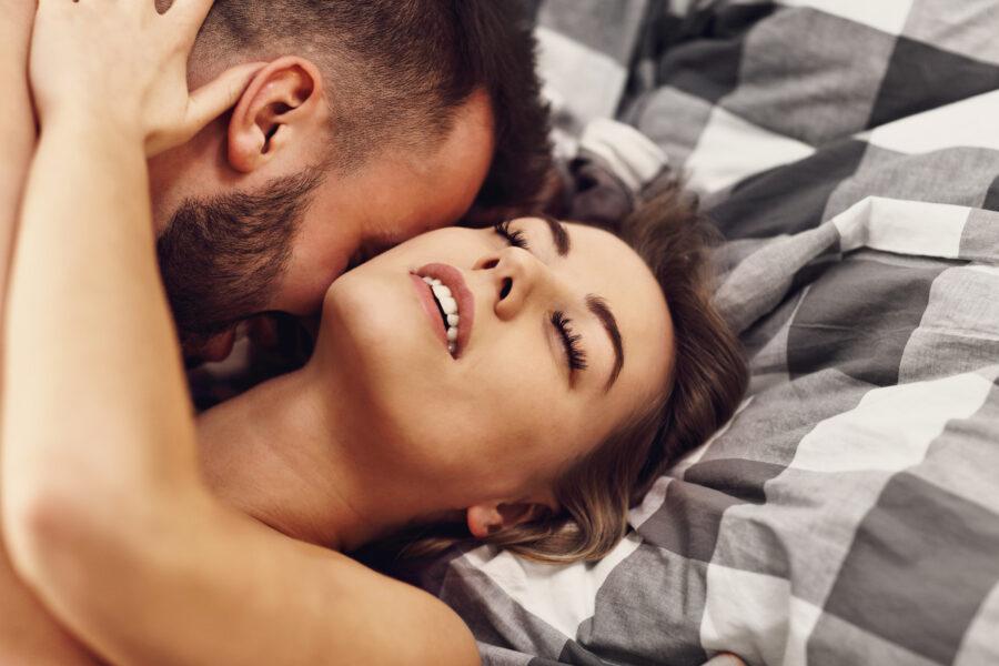 страсть в постели 7