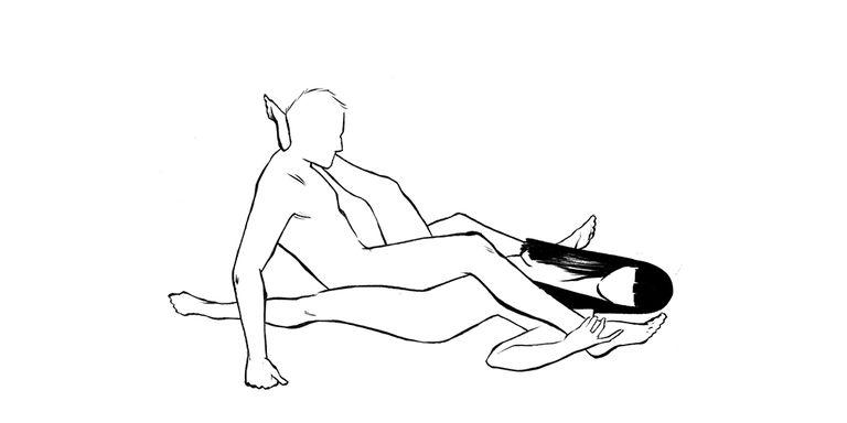 1 поза в сексе