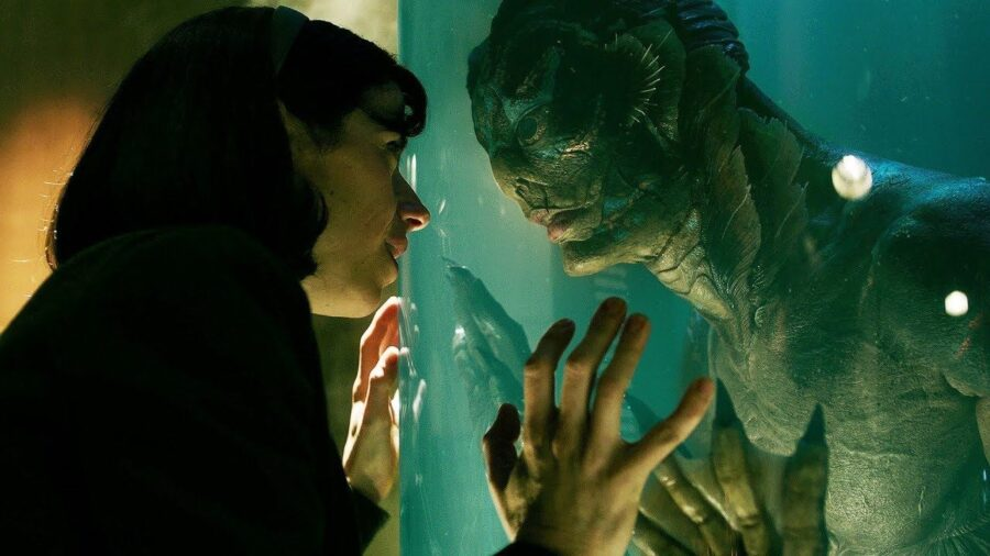 Форма воды The Shape of Water (2017)