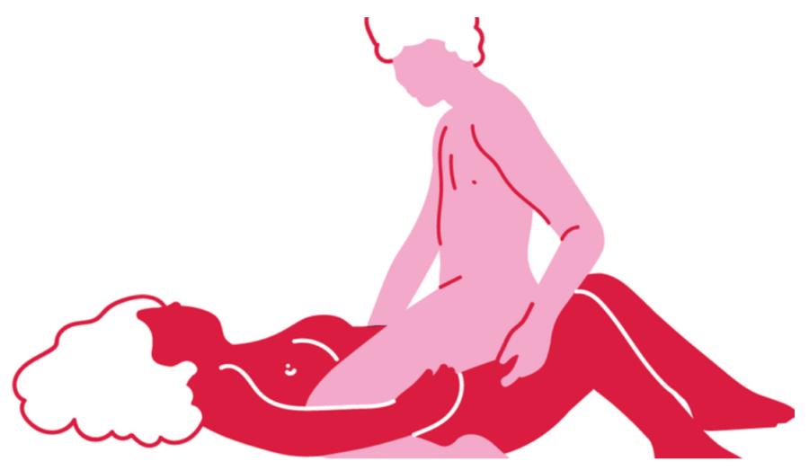 наездник поза в сексе