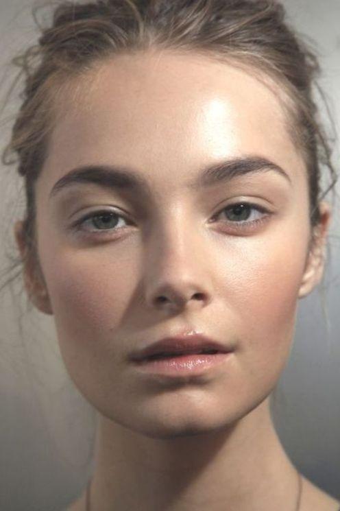 Красивые девушки без макияжа (77 ФОТО)