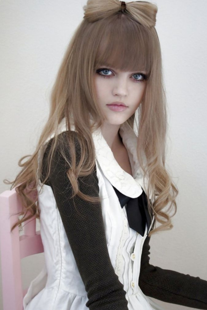 Живые куклы: 87 ФОТО девушек-барби