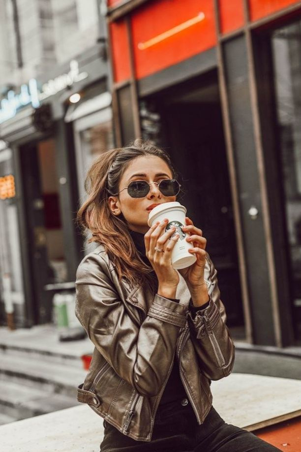 Красивые девушки в городе: 115 ФОТО на улице