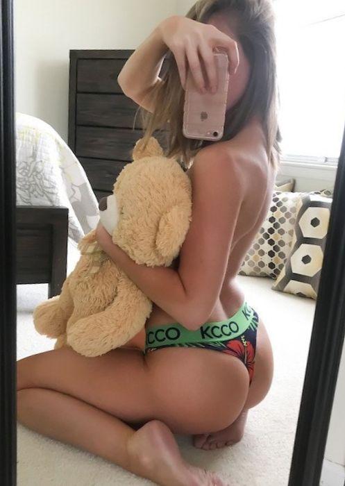 Пошлые селфи сексуальных девушек (59 ФОТО)