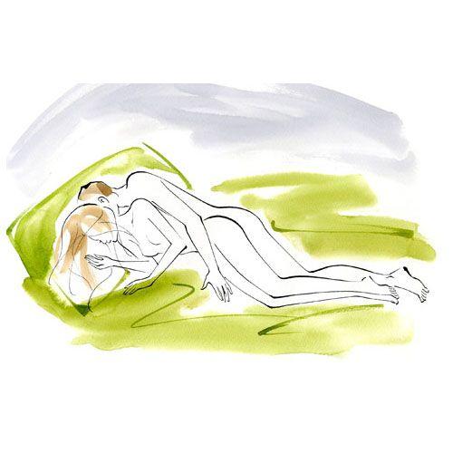 Поза сзади в сексе: ТОП - 10 лучших вариаций и секреты процесса