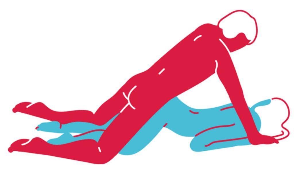ТОП - 10 поз для точки G: когда секс в удовольствие