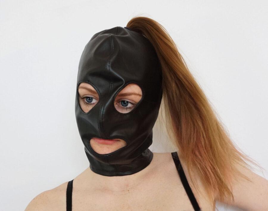 бдсм маска на все лицо