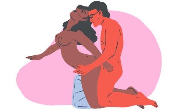 Лучшие позы для женского оргазма: ТОП - 23