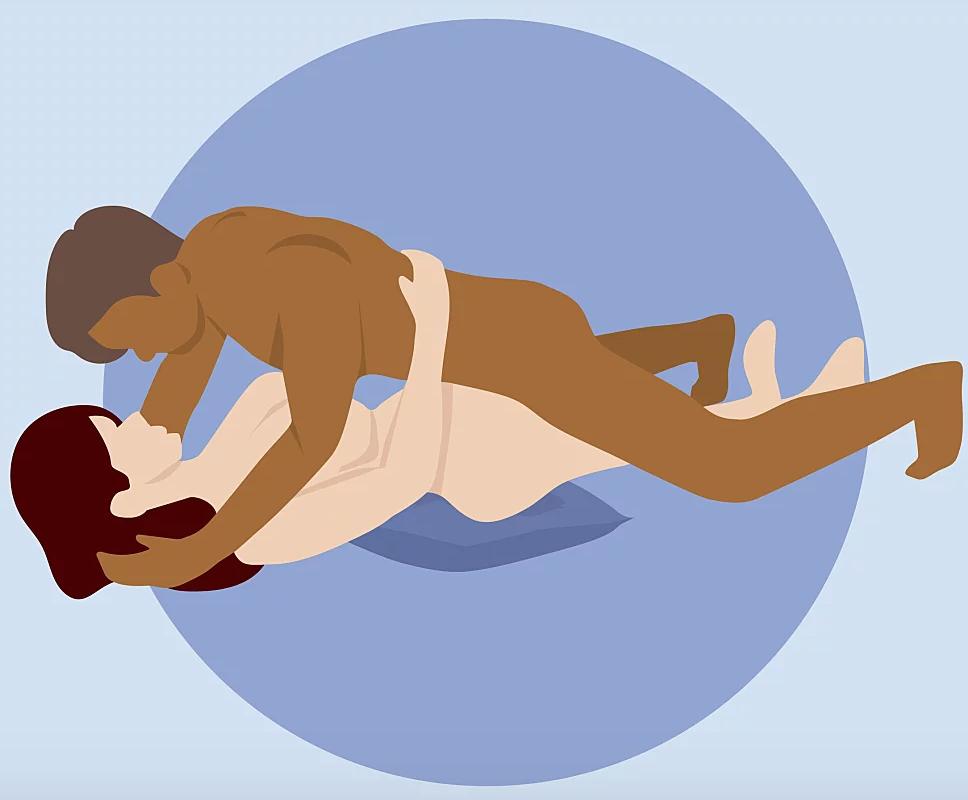 поза для тантрического секса 2