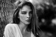 Черно-белое фото красивых девушек (204 ФОТО)